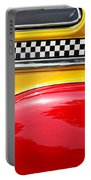 Taxi 1946 Desoto Detail Portable Battery Charger