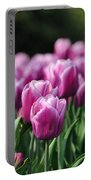 Taylor's Tulips Portable Battery Charger