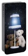 Teddy Bears Portable Battery Charger by Joana Kruse