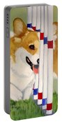 Teddy Weaves Portable Battery Charger