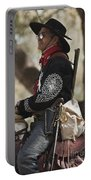 Tejano On Horseback Portable Battery Charger