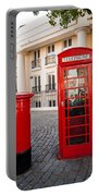 Telephone And Post Box Portable Battery Charger