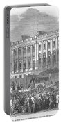 Temperance Rally, 1853 Portable Battery Charger