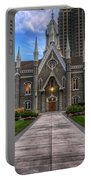 Temple Square Assembly Hall Portable Battery Charger