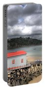 Tenby Lifeboat House Portable Battery Charger