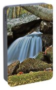 Tennessee Waterfall 5962 Portable Battery Charger