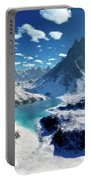 Terragen Render Of An Imaginary Portable Battery Charger by Rhys Taylor