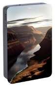 Terragen Render Of Trail Canyon Portable Battery Charger