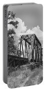 Texas Railroad Bridge Portable Battery Charger