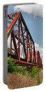 Texas Train Trestle 13984c Portable Battery Charger