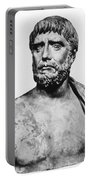 Thales, Ancient Greek Philosopher Portable Battery Charger by Science Source
