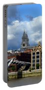 Thames River Panorama Portable Battery Charger