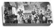 Thanksgiving, 1855 Portable Battery Charger