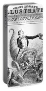 Thanksgiving Parade, 1887 Portable Battery Charger