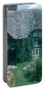 Thatched Roof, England Portable Battery Charger