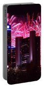 The 54th Annual Target Fireworks In Detroit Michigan Portable Battery Charger