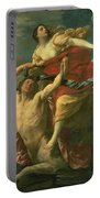 The Abduction Of Deianeira Portable Battery Charger