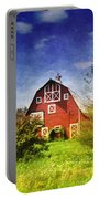 The Amish House Portable Battery Charger