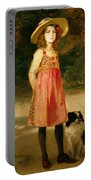 The Artist's Daughter - Hilde   Portable Battery Charger