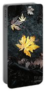 The Autumn Leaf Portable Battery Charger