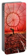 The Balloonist - Inside A Hot Air Balloon Portable Battery Charger