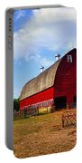 The Barn Portable Battery Charger