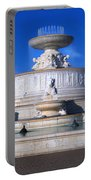 The Belle Isle Scott Fountain Portable Battery Charger by Gordon Dean II