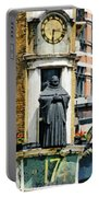 The Black Friar Pub In London Portable Battery Charger