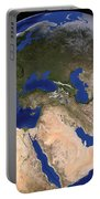 The Blue Marble Next Generation Earth Portable Battery Charger by Stocktrek Images