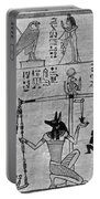 The Book Of The Dead Portable Battery Charger