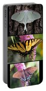 The Butterfly Collection Portable Battery Charger