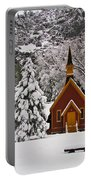 The Chapel Portable Battery Charger