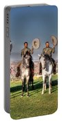 The Charros Portable Battery Charger