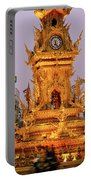 The Chiang Rai Clock Tower  Portable Battery Charger