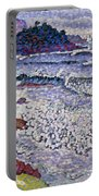 The Choppy Sea Portable Battery Charger by Henri-Edmond Cross