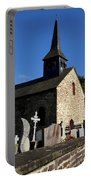 The Church Of Sainte-onenne Portable Battery Charger
