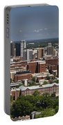 The City Of Birmingham Alabama Usa Portable Battery Charger