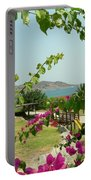 The Colors Of Paros Portable Battery Charger