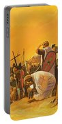 The Crusades Portable Battery Charger by Gerry Embleton