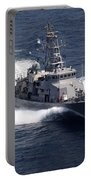 The Cyclone-class Coastal Patrol Ship Portable Battery Charger