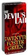 The Devil's Lair Book Cover Portable Battery Charger