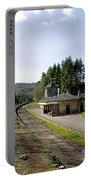 The Disused Alton Towers Railway Station Portable Battery Charger