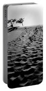 The Dunes At Dusk Portable Battery Charger