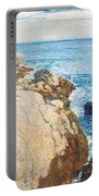 The East Headland Portable Battery Charger by Childe Hassam