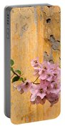 The Escaping Bougainvillea Portable Battery Charger