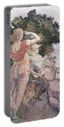 The Excursionists Portable Battery Charger by Henri-Edmond Cross