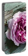 The Fallen Rose Portable Battery Charger