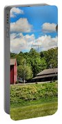 The Farmstead Portable Battery Charger