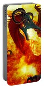 The Fire Dragon Portable Battery Charger