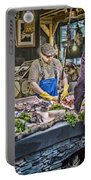 The Fish Monger Portable Battery Charger